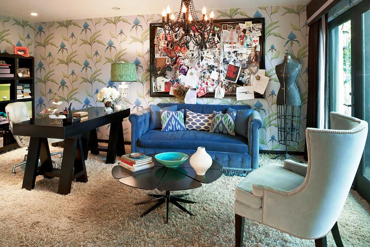 как правильно сочетать мебель в интерьере