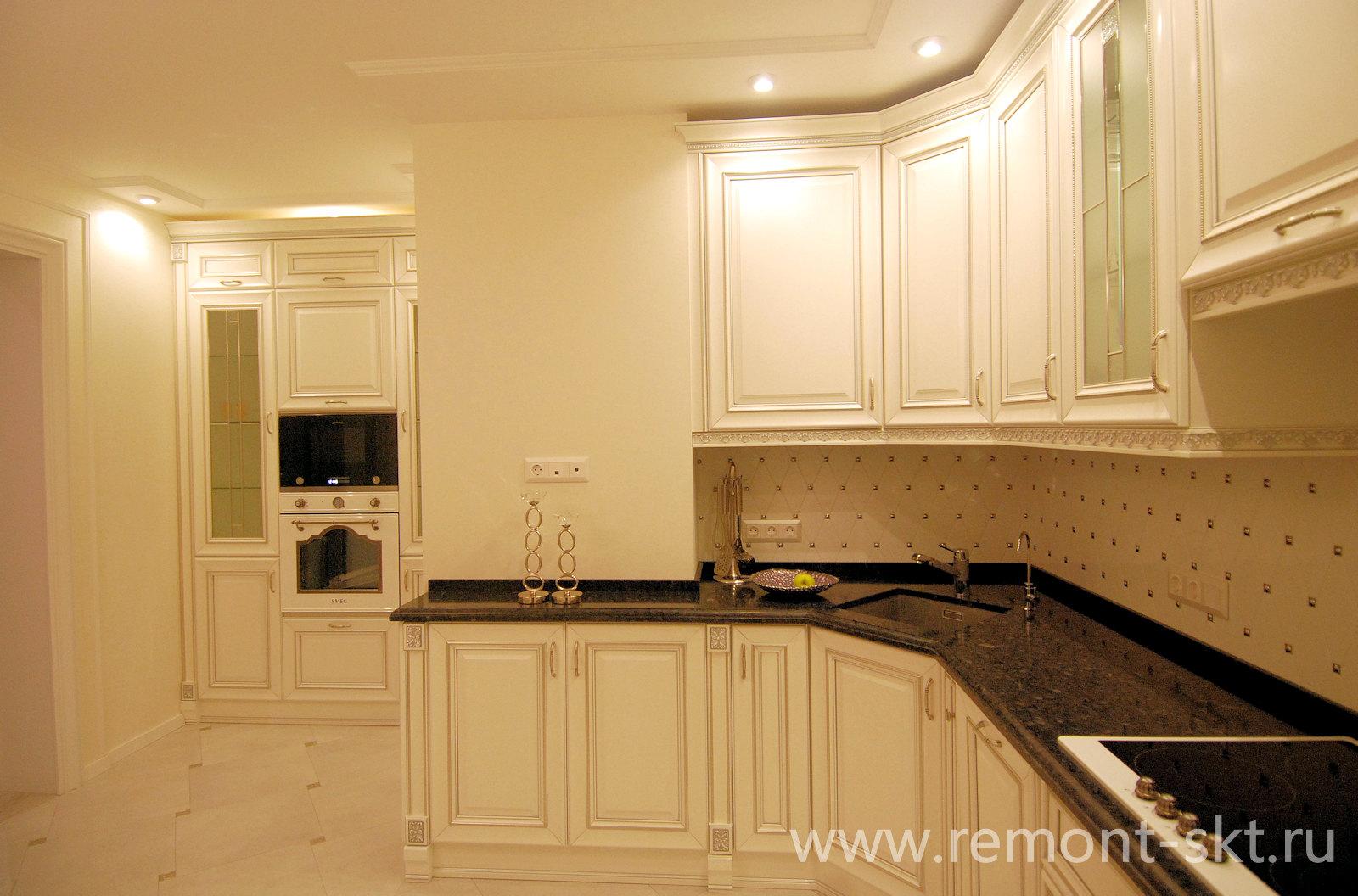 Ремонт квартир под ключ в Москве цены за кв метр недорого